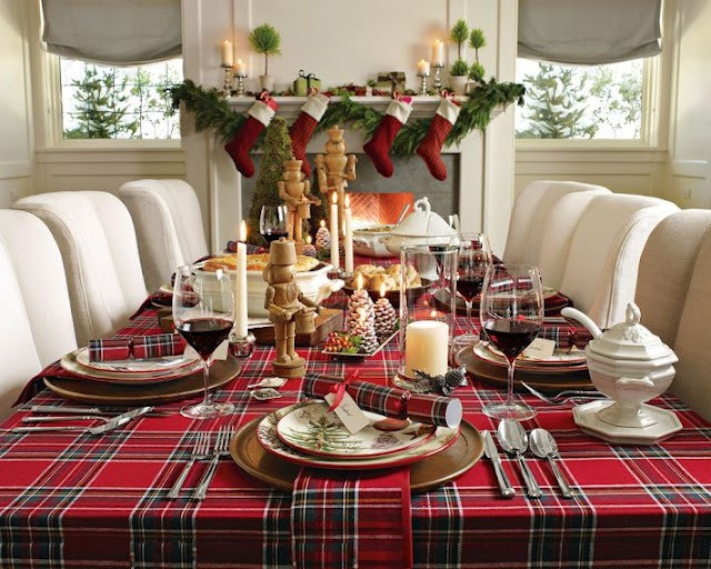 Christmas Dinner Table Decorations  Best Holiday Recipes That Really Take f