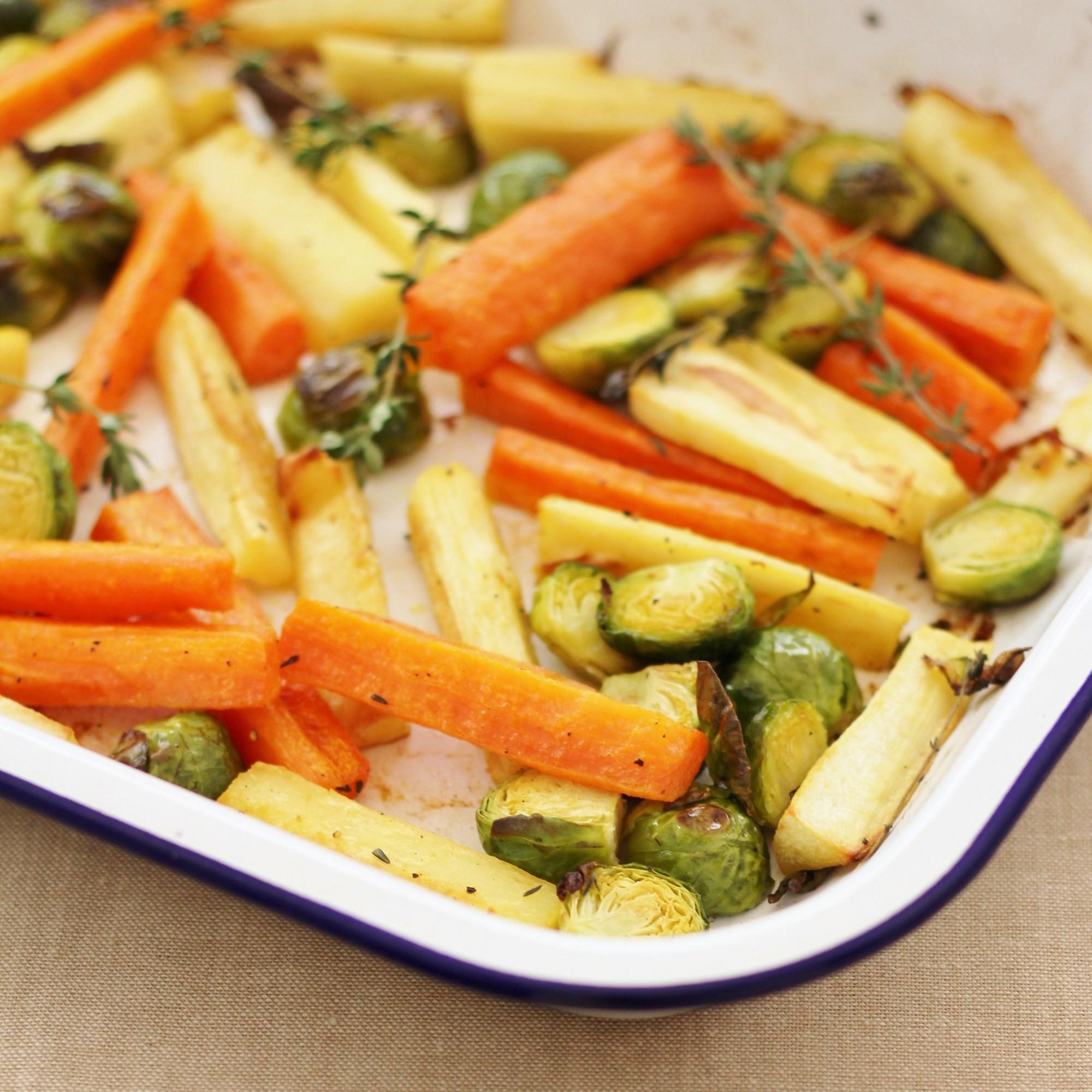 Christmas Dinner Vegetables  The Ultimate Easy Peasy Christmas Dinner Easy Peasy Foo