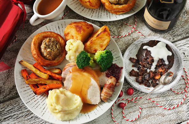Christmas Dinners For 2  New supermarket Christmas foods 2016 goodtoknow