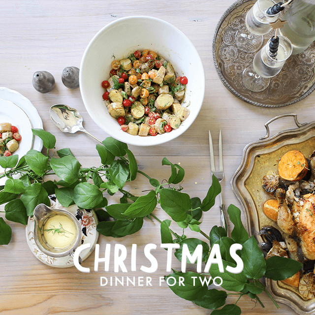 Christmas Dinners For 2  Christmas Dinner for Two