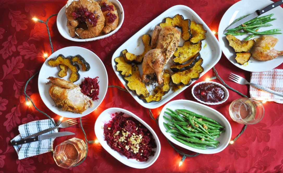 Christmas Dinners For 2  How to make a special Christmas dinner for two
