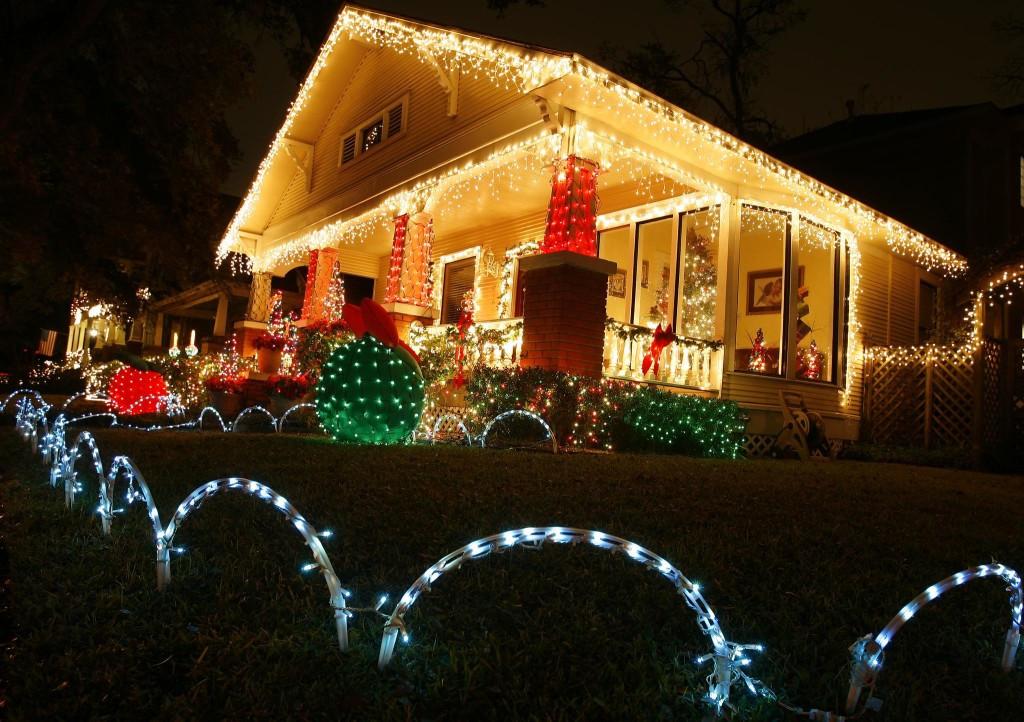 Christmas Dinners Houston  Christmas in Houston christmas lights events zoo