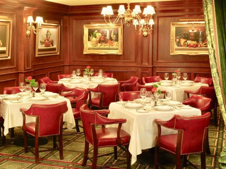 Christmas Dinners Los Angeles  Where To Go For Christmas Dinner In Los Angeles