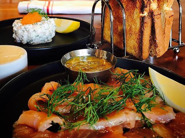 Christmas Dinners Los Angeles  Best Christmas Eve and Christmas dinners in Los Angeles