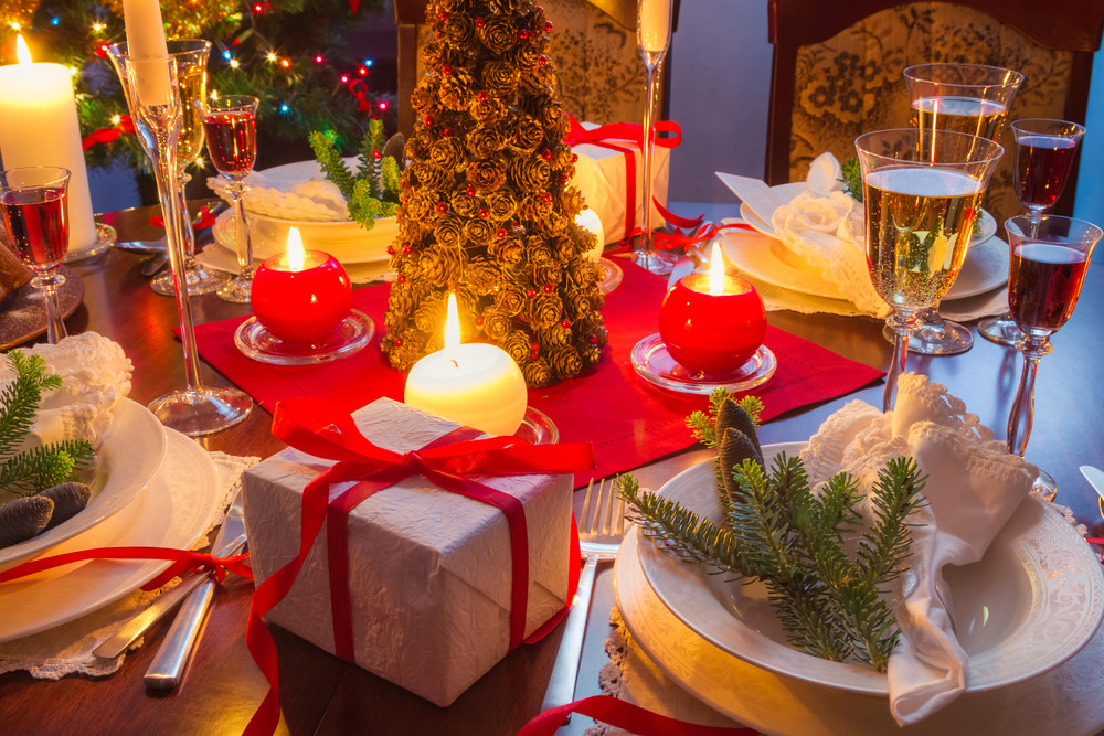 Christmas Dinners Los Angeles  Where To Eat Christmas Eve Dinner 2017 In Los Angeles