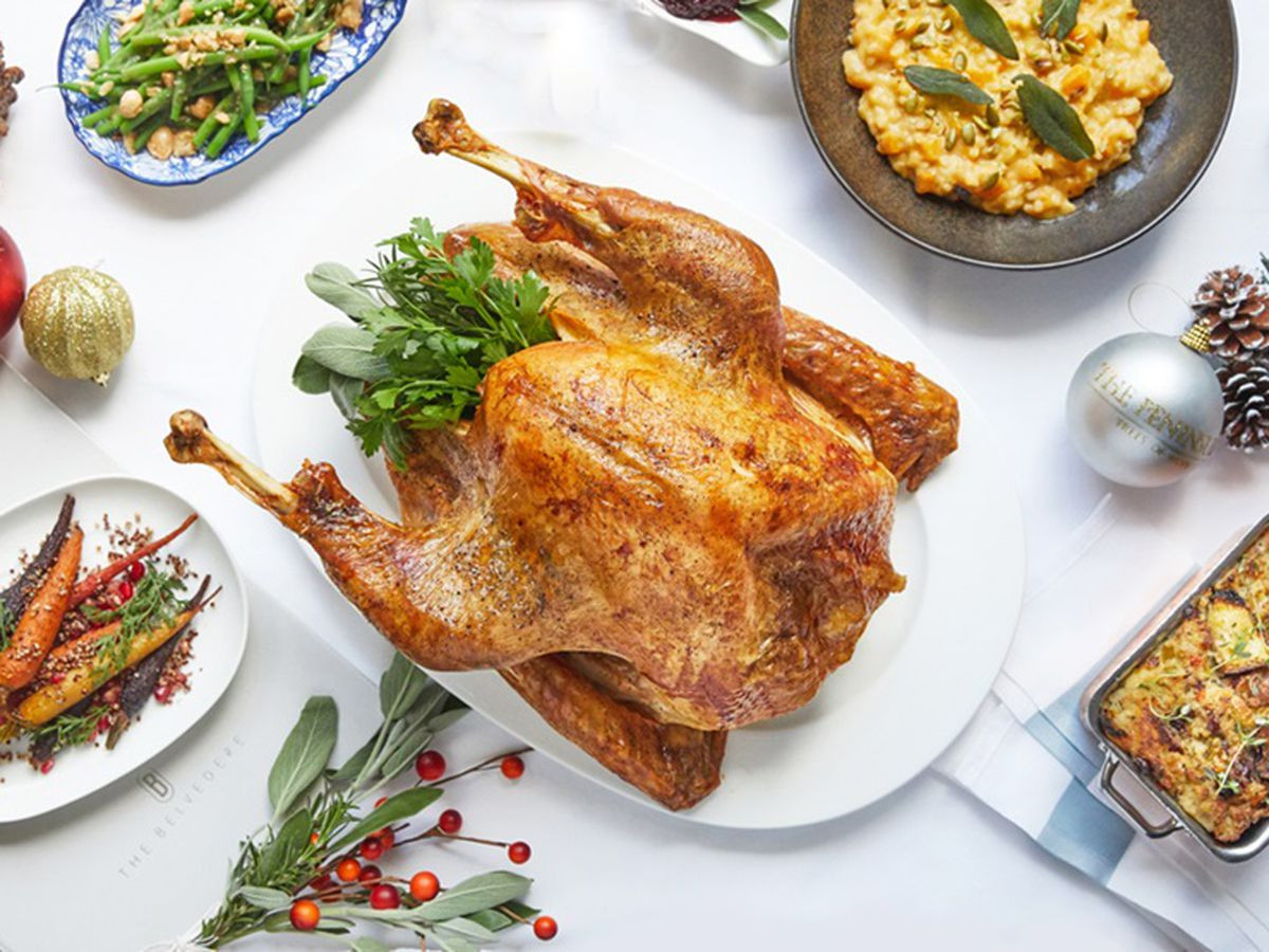 Christmas Dinners Los Angeles  Where to Eat on Christmas Day in Los Angeles 2018 Eater LA