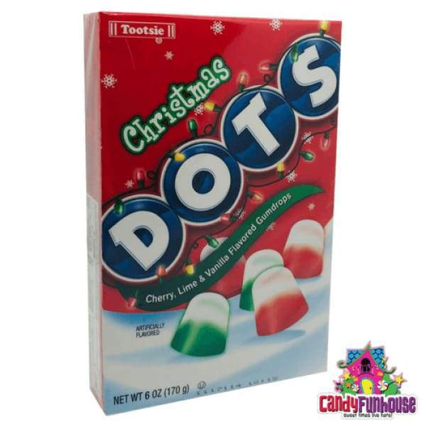 Christmas Dots Candy  Dots Christmas Theatre Pack