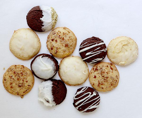 Christmas Drop Cookies  Vanilla Drop Cookies Recipe FineCooking