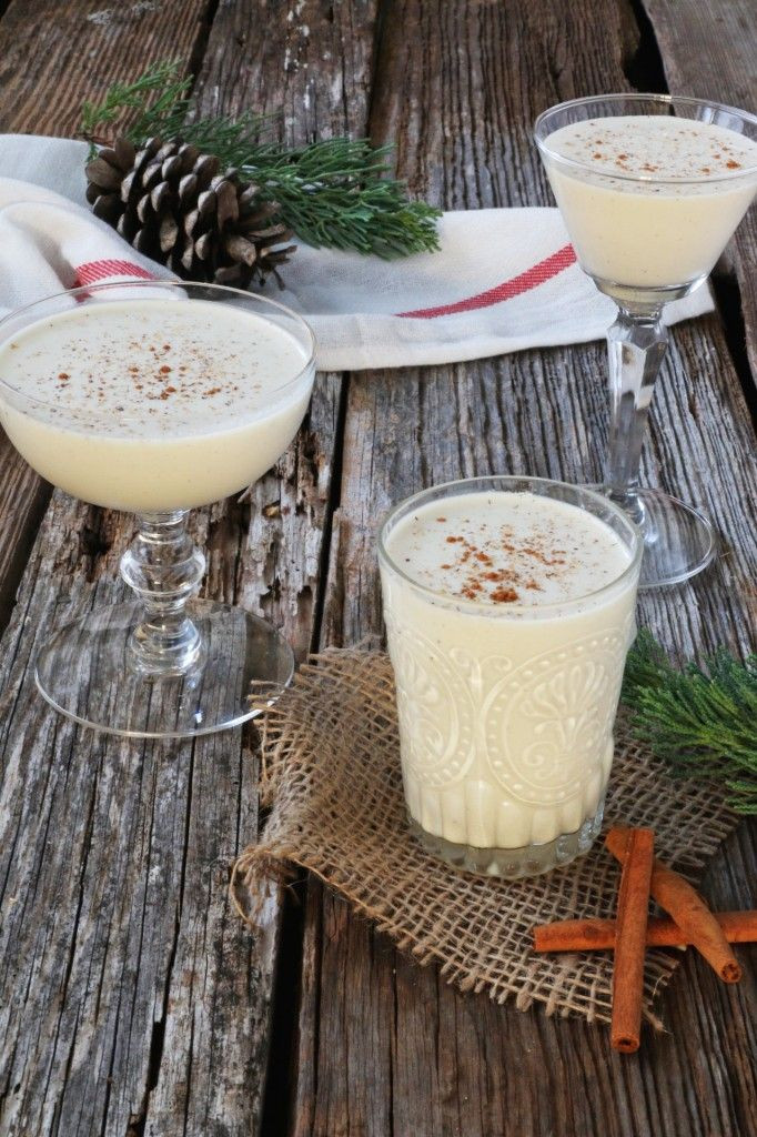 Christmas Eggnog Recipe  The best eggnog in the world Deby Lutton
