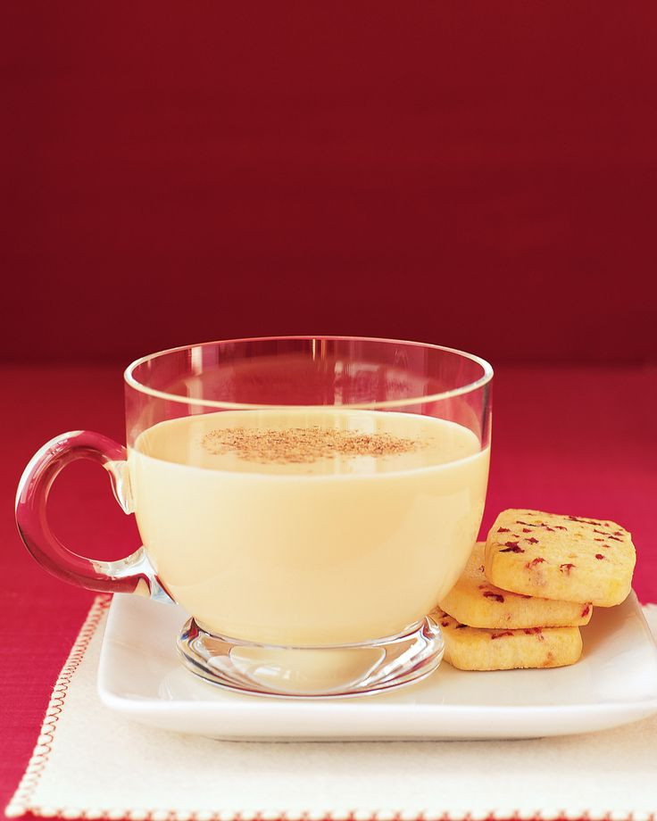 Christmas Eggnog Recipe  47 best Eggnog images on Pinterest