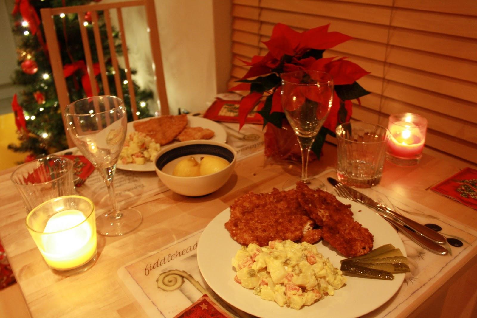 Christmas Eve Dinner  The Fashion Experiment Christmas Eve Dinner