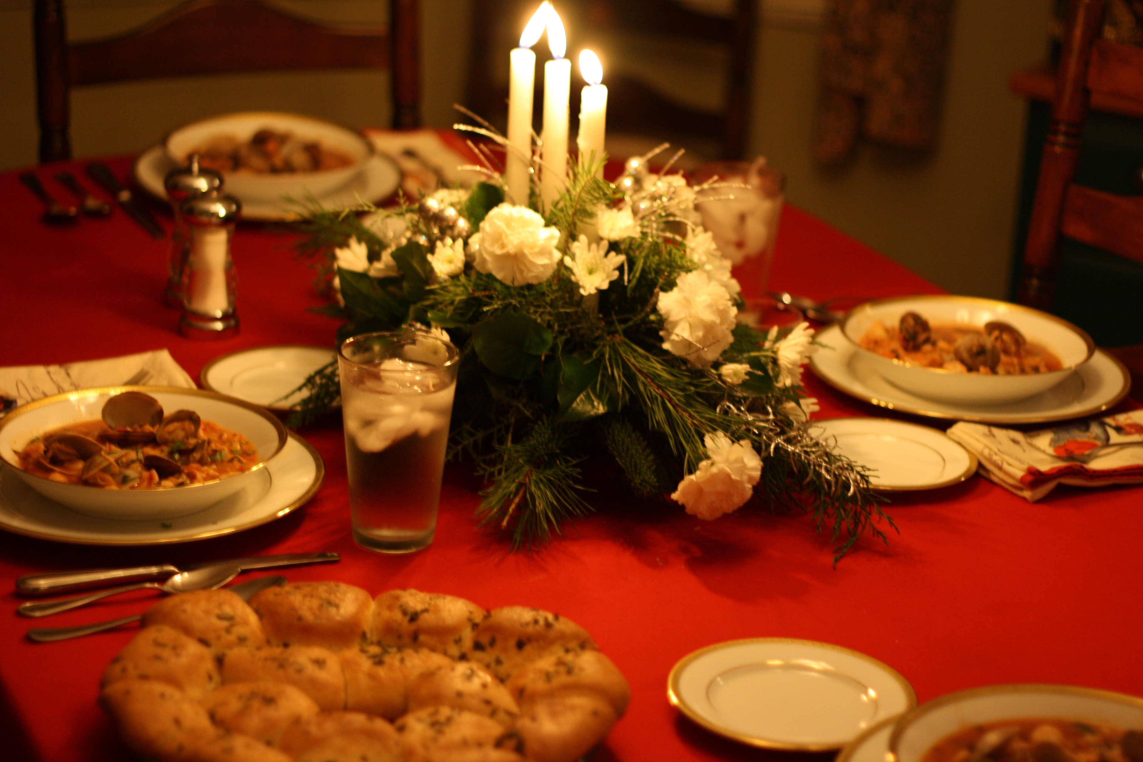 Christmas Eve Dinner  Christmas Eve 2009 – Bouillabaisse