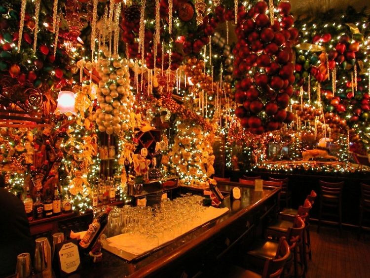 Christmas Eve Dinner Nyc  Christmas Dinner Guide 2016 Where To Dine In NYC