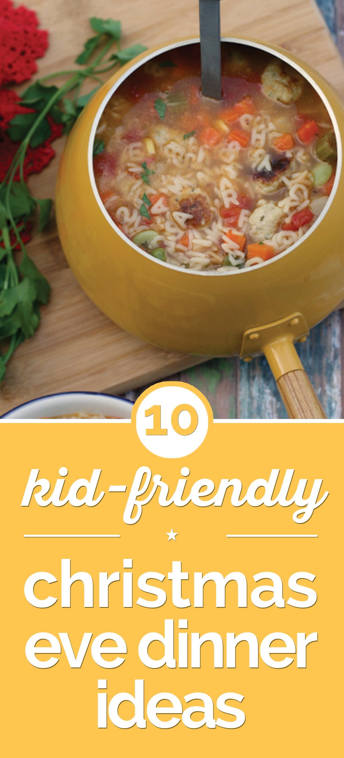 Christmas Eve Dinner Recipes  10 Kid Friendly Christmas Eve Dinner Ideas thegoodstuff