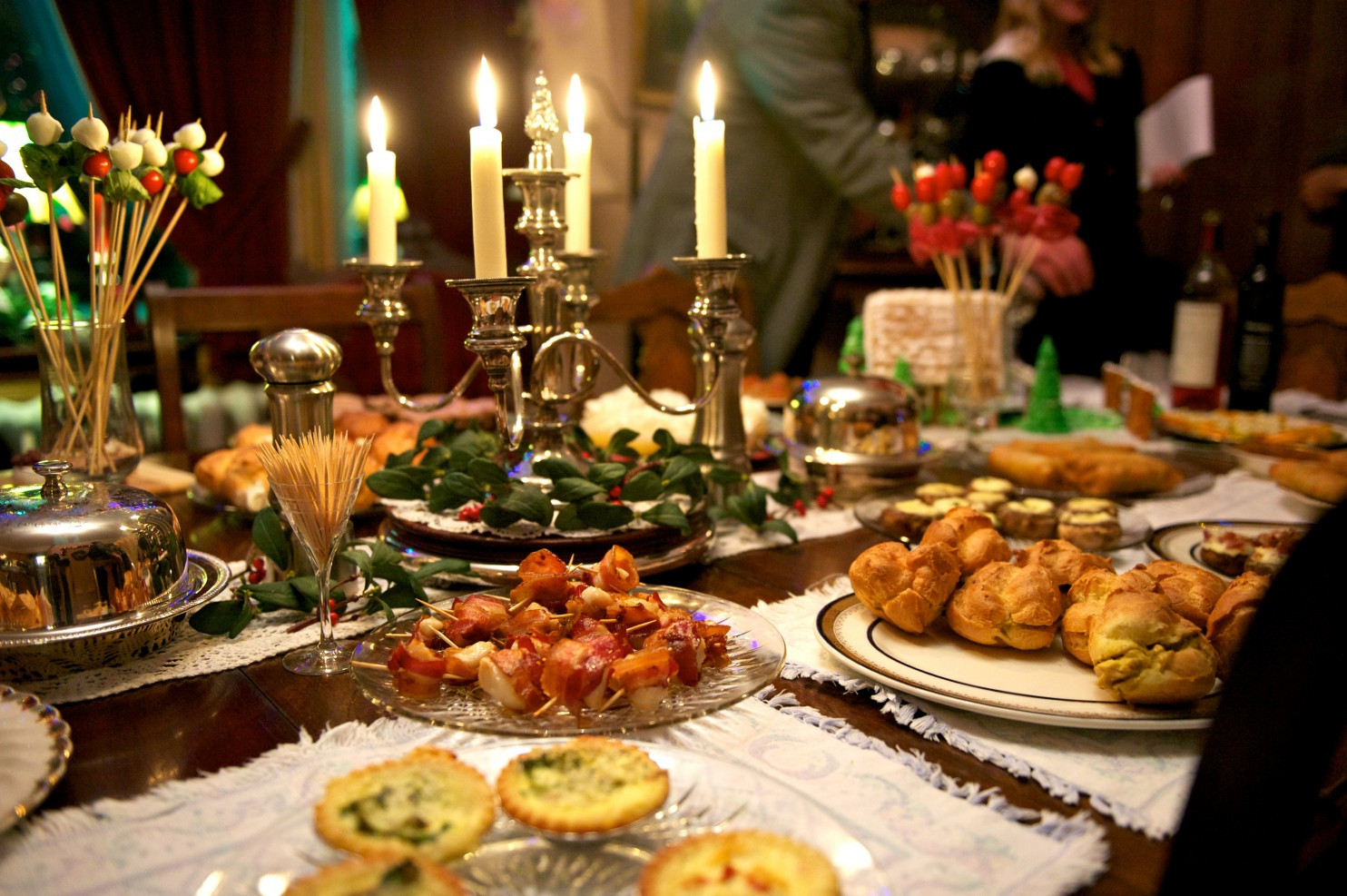 Christmas Eve Dinner Restaurants  7 Best Options For Dining Christmas Eve & Day in Dallas