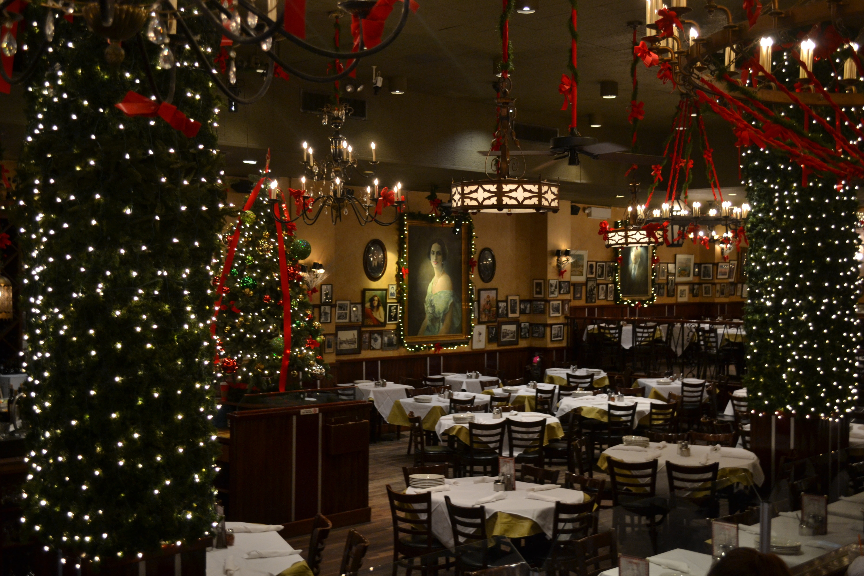 Christmas Eve Dinner Restaurants  14 Spots to Eat Christmas Dinner in NYC This Holiday Season