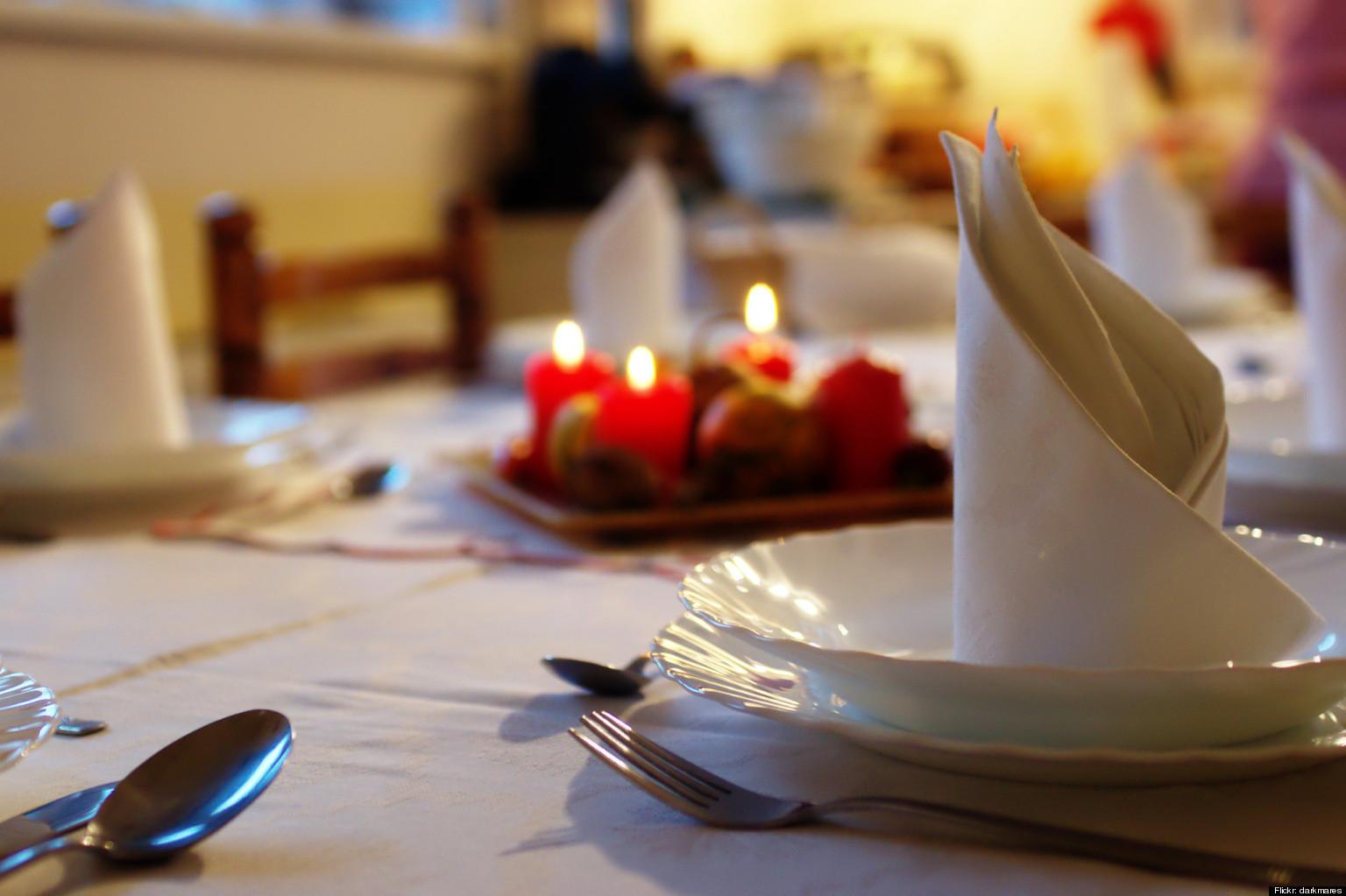 Christmas Eve Dinner Restaurants  Restaurants Open Christmas Eve