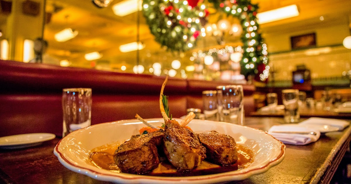 Christmas Eve Dinner Restaurants  Christmas Eve and Christmas Day Dinners at Philadelphia