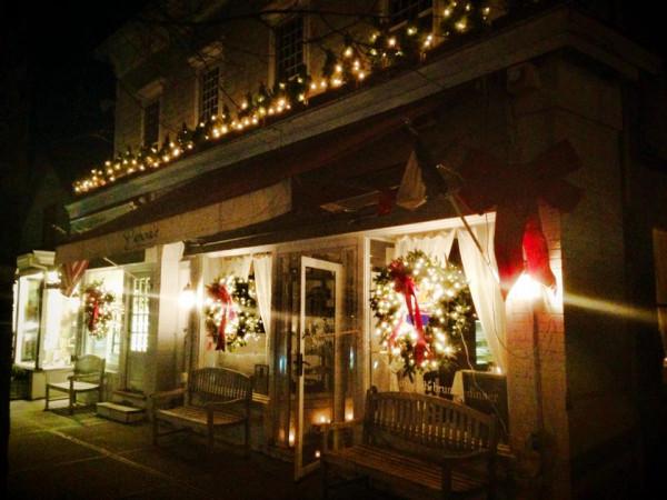 Christmas Eve Dinner Restaurants  Southampton Area Restaurants Serving Christmas Eve