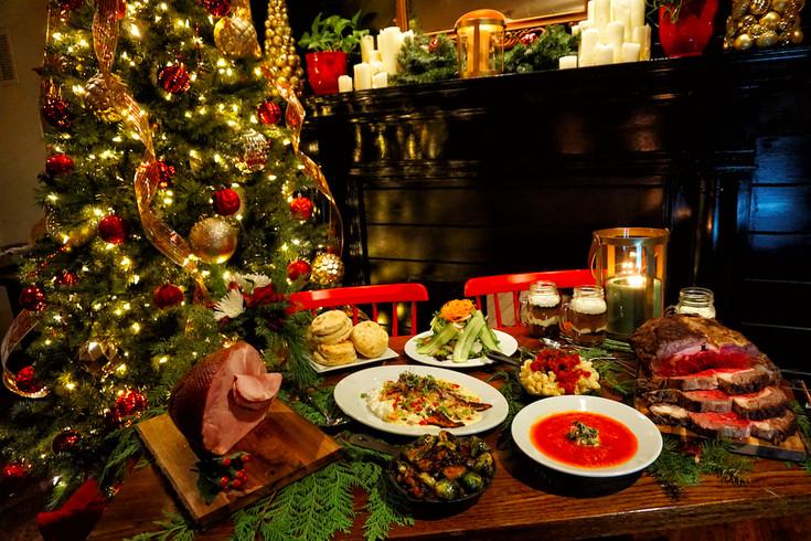 Christmas Eve Dinner Restaurants  Ideas for dining out on Christmas in Philadelphia