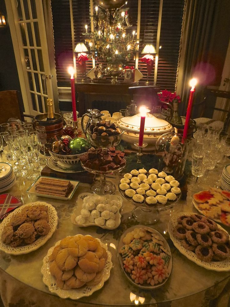Christmas Eve Dinner  Best 25 Christmas eve dinner ideas on Pinterest