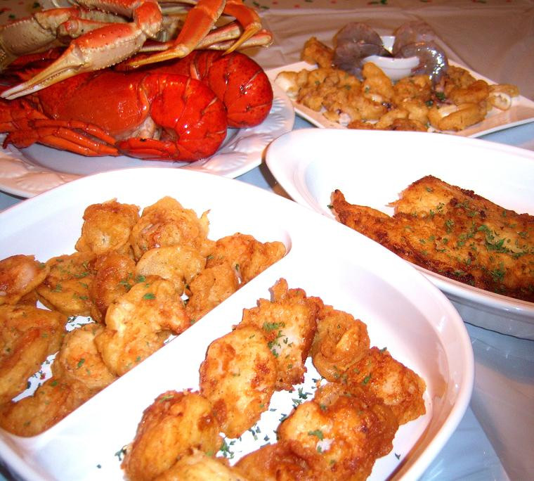 Christmas Eve Fish Recipes  Feast of 7 Fishes Italian Menu For Christmas Eve With What