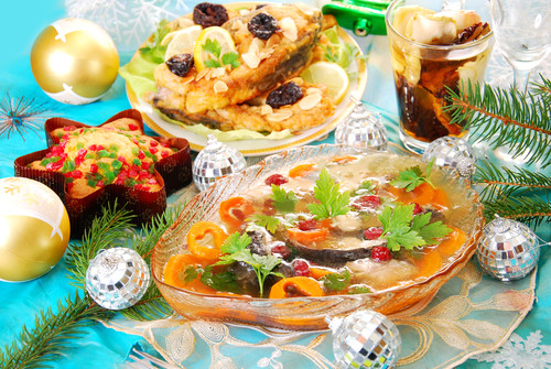 Christmas Fish Recipes  Christmas Seafood Recipes