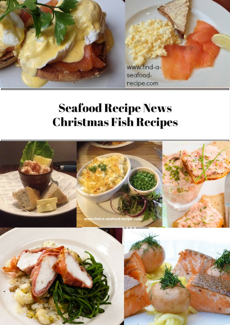Christmas Fish Recipes  Christmas Fish Recipes