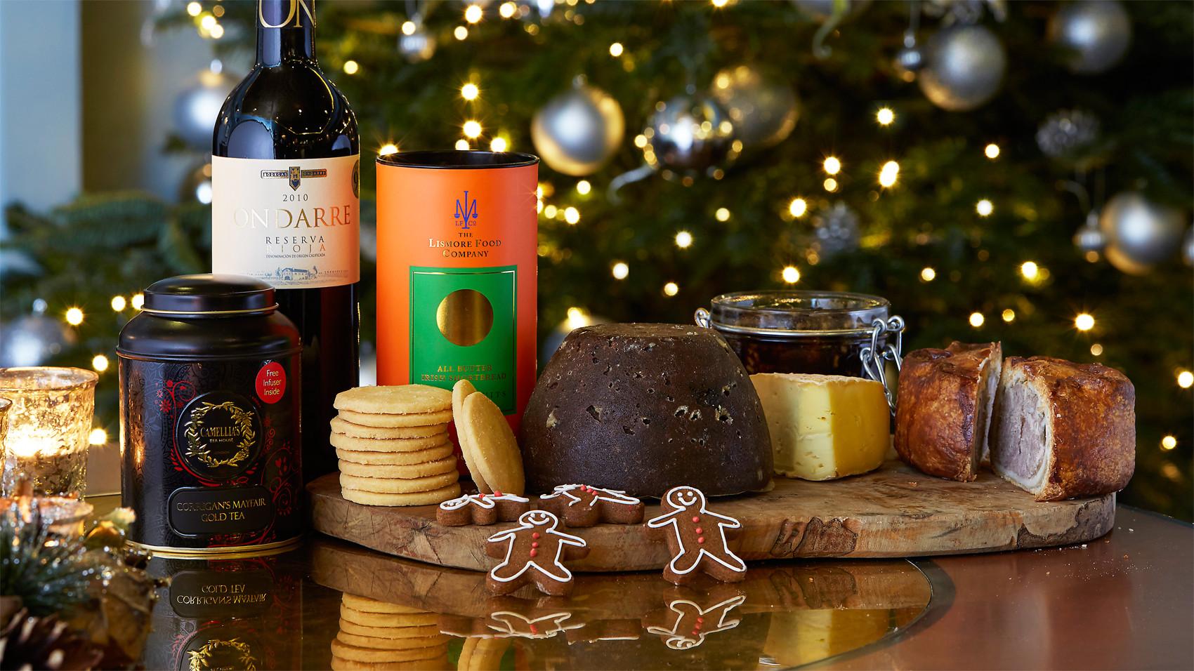 Christmas Food Gifts 2019  Christmas Gift Guide 2017 Luxury Food & Drink