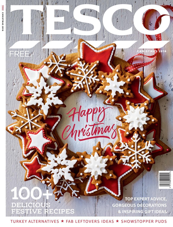 Christmas Food Gifts 2019  Tesco magazine – Christmas 2016 by Tesco magazine Issuu