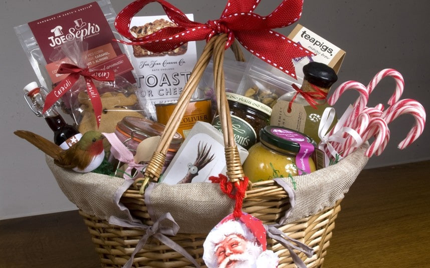 Christmas Food Gifts 2019  The Christmas hampers that cost three times more than the
