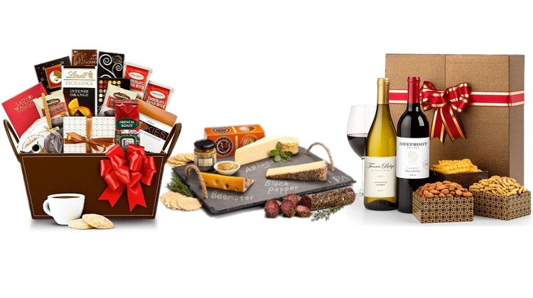 Christmas Food Gifts 2019  Inexpensive Valentine s Day Gift Basket Ideas in 2019