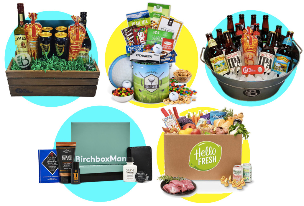 Christmas Food Gifts 2019  11 Best Gift Baskets for Men in 2019 – Awesome Holiday