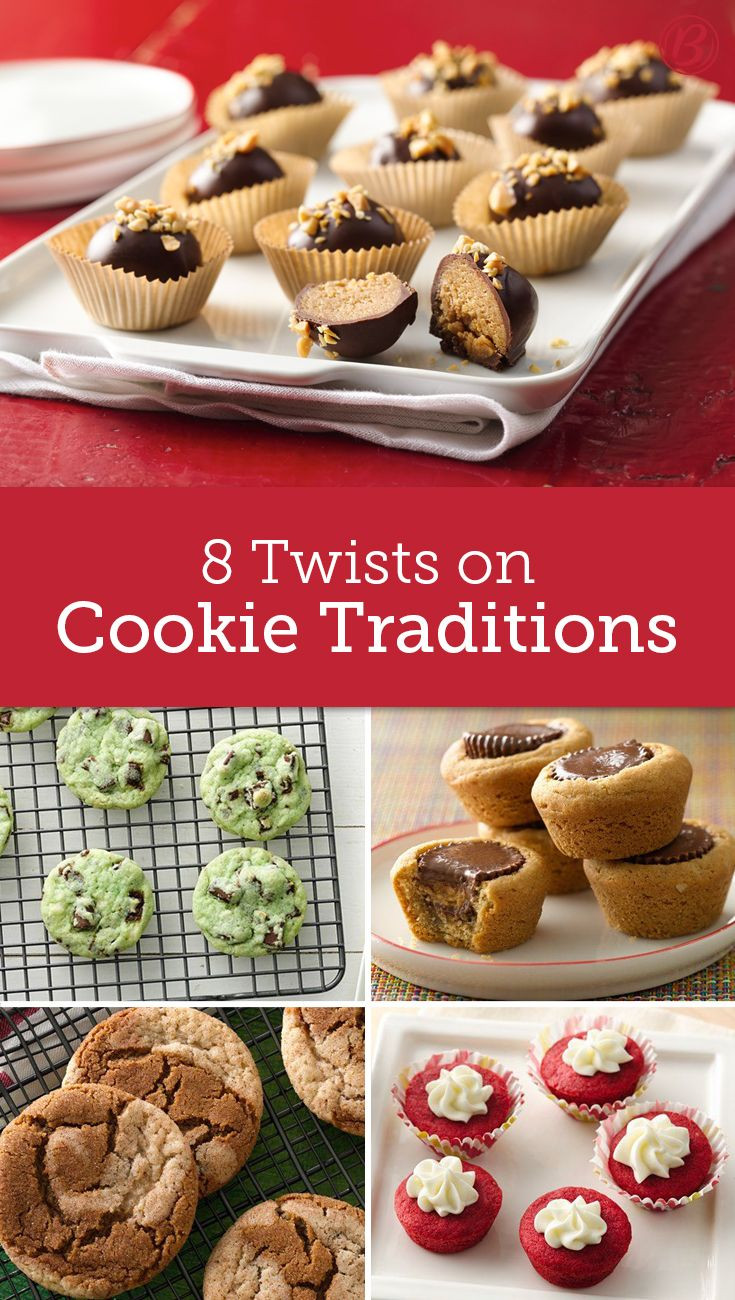 Christmas Food Gifts 2019  13 Twists on Traditional Christmas Treats in 2019