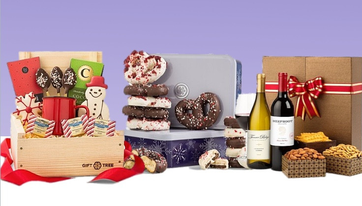 Christmas Food Gifts 2019  7 Best Gourmet Food Holiday Gifts 2019 Best Luxury