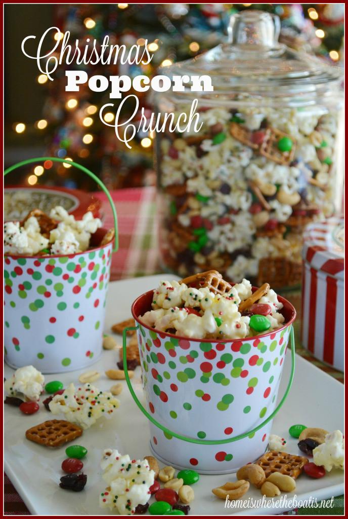 Christmas Food Gifts  Season's Eatings and Easy Food Gift Christmas Popcorn