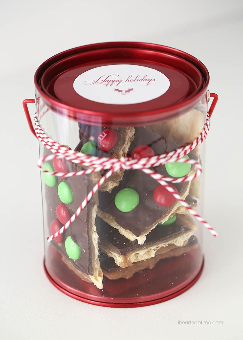 Christmas Food Gifts  Food Gift Ideas