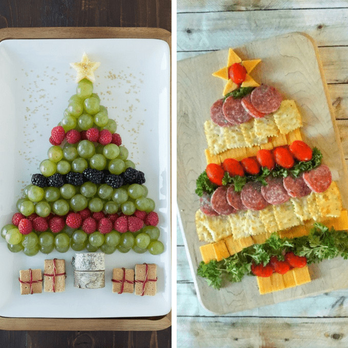 Christmas Fruit Appetizers  20 creative Christmas appetizers The Decorated Cookie