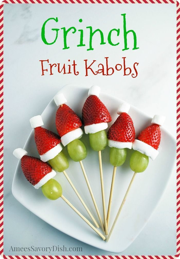 Christmas Fruit Appetizers  17 Best images about Holidays Christmas on Pinterest