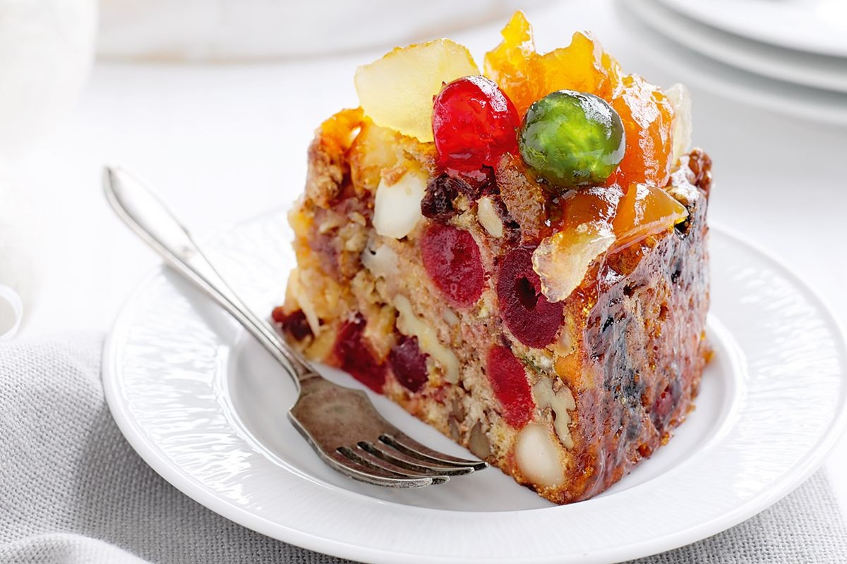 Christmas Fruit Cake Recipe  Down Under Christmas cake Recipes delicious
