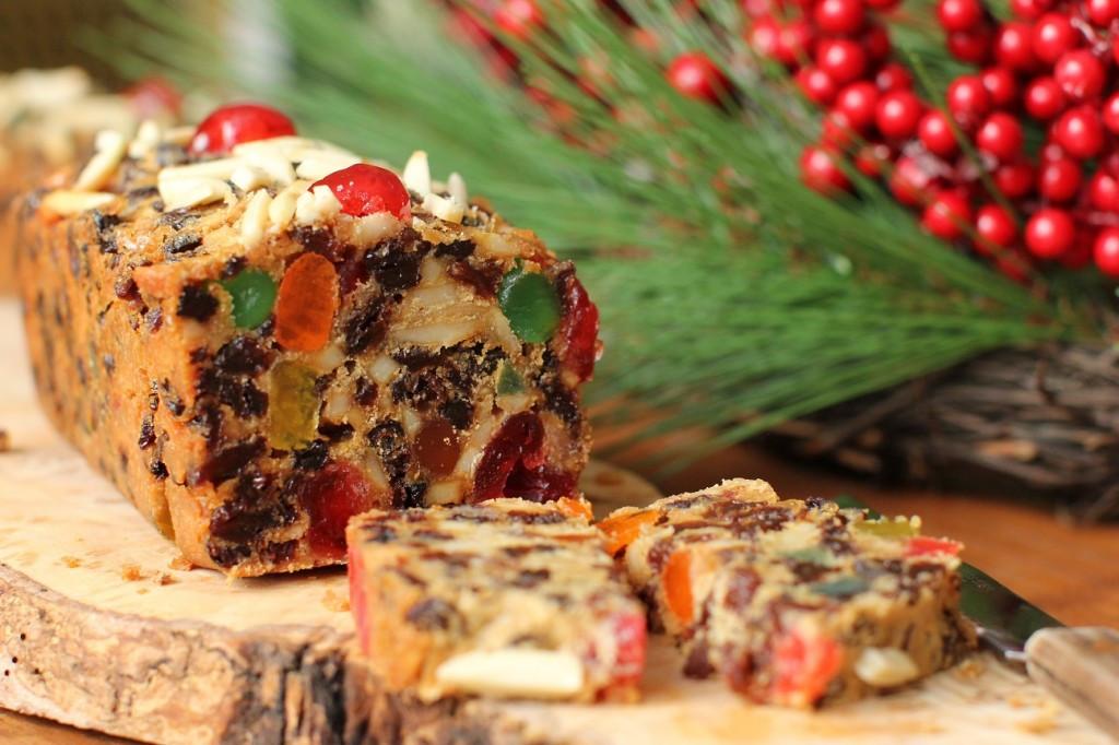 Christmas Fruit Cake Recipe  Gumdrop Fruitcake an Old Canadian Recipe