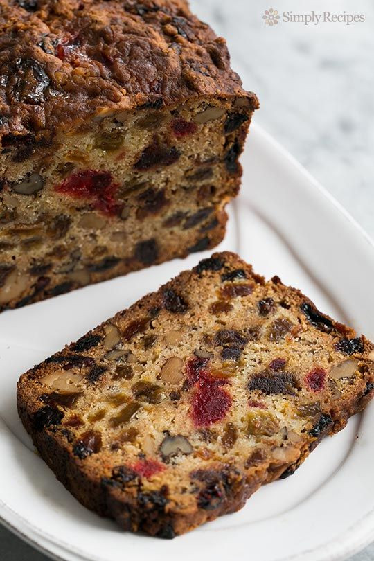 Christmas Fruit Cake Recipe With Rum  1000 images about CHRISTMAS FRUITS CAKES on Pinterest