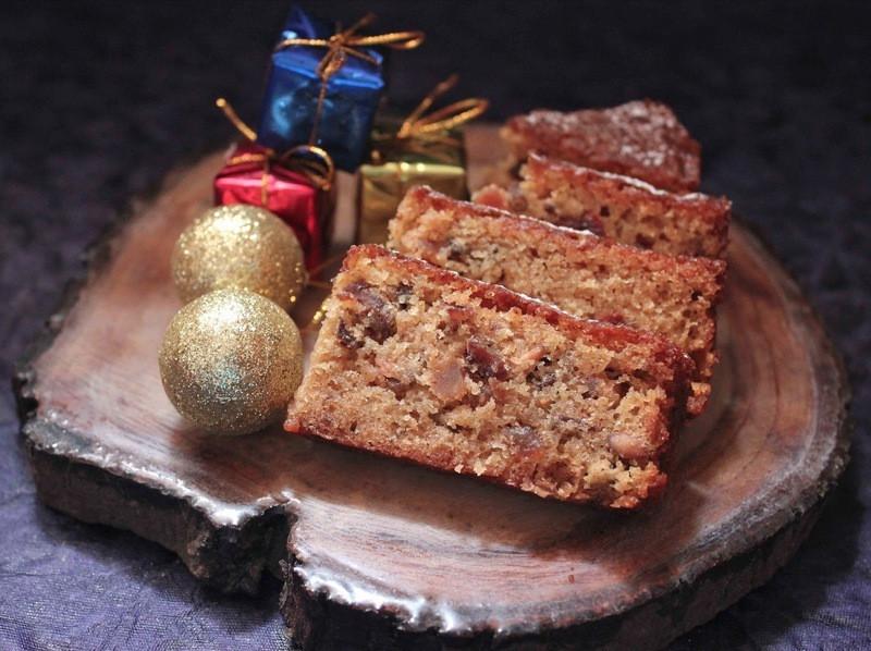 Christmas Fruit Cake Recipe With Rum  Traditional Christmas Fruit & Rum Cake Recipe by Hina