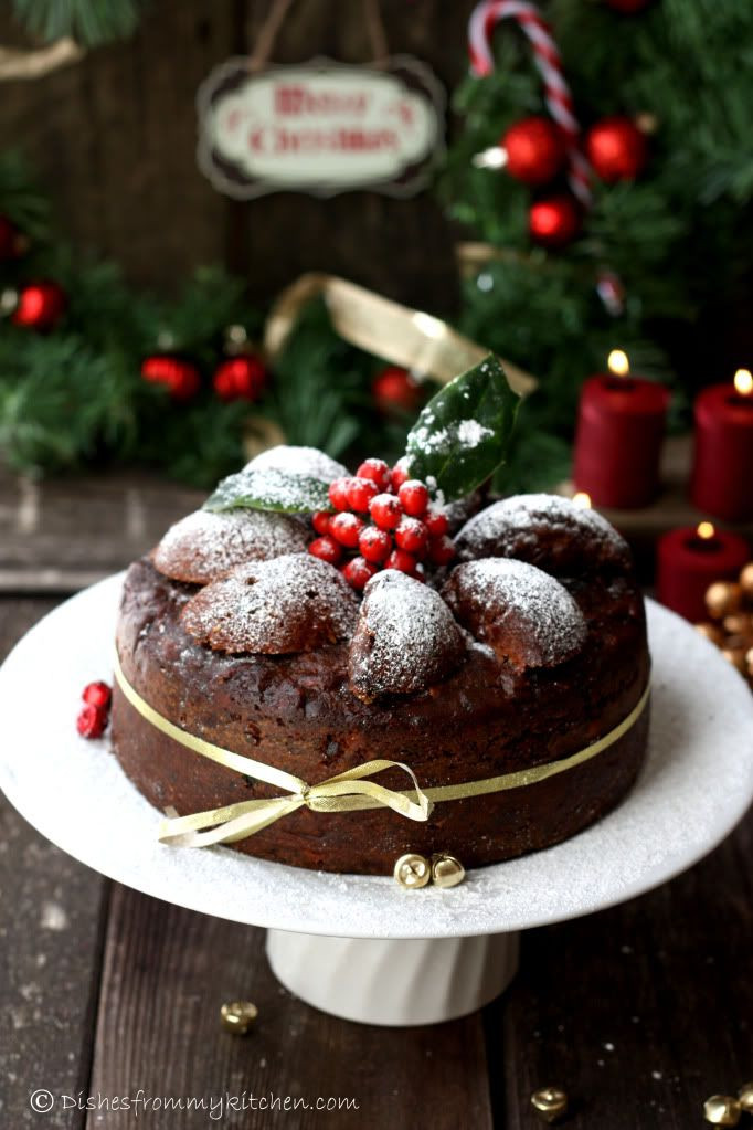 Christmas Fruit Cake Recipe With Rum  17 Best images about Christmas uit cake on Pinterest