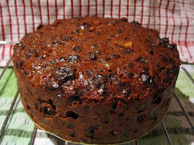 Christmas Fruit Cake Recipe With Rum  Boozy Baking and a Squeeze of Lemon in My Tea Rich Fruit