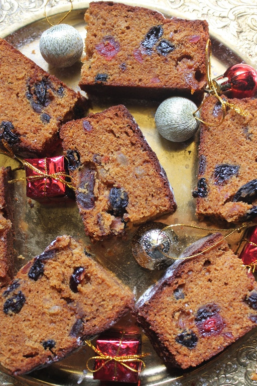 Christmas Fruit Cake Recipe With Rum  YUMMY TUMMY Christmas Fruit Cake Recipe Rum Fruit Cake