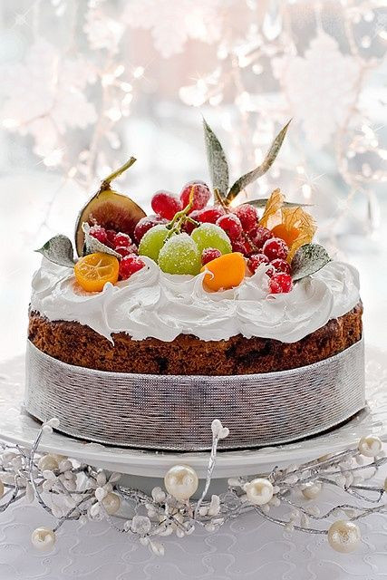 Christmas Fruit Desserts  1000 images about Christmas Desserts on Pinterest