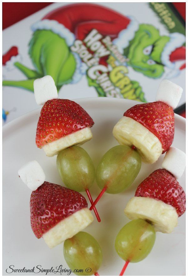 Christmas Fruit Desserts  17 Best images about Pro sports performance on Pinterest