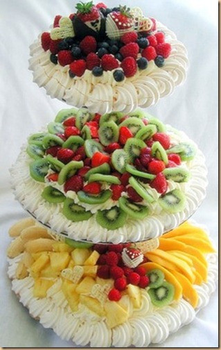 Christmas Fruit Desserts  Christmas Dessert Idea's As Decorative As They Are Tasty