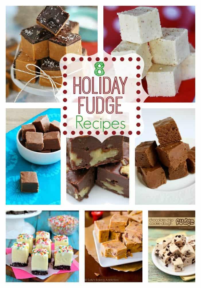 Christmas Fudge Gifts  8 Holiday Fudge Recipes